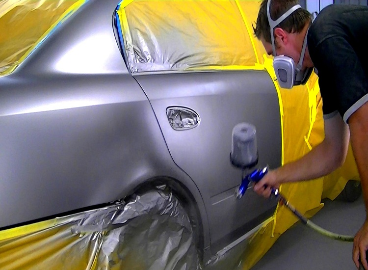 Car Paint Suppliers