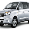 The SsangYong Stavic is the Ideal Family Vehicle